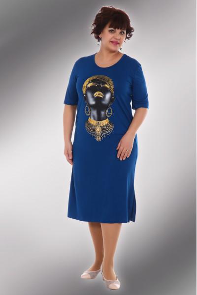 Платье № 581
