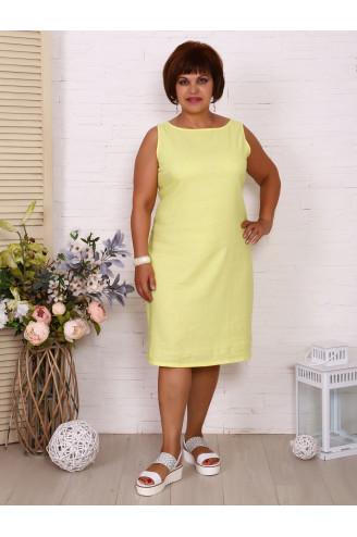 Платье «Нероли» лен